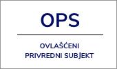 OPS sertifikat